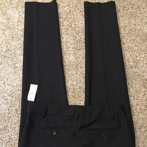 LOFT Ann Taylor NWT Black Dress Pants - Tall